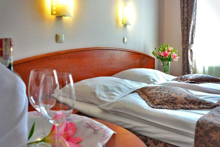 Hotel Dolenjske toplice ima odlično hrano in prenočišča