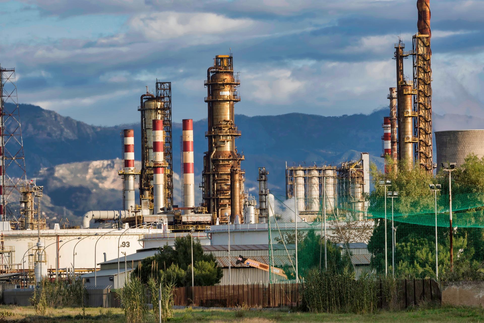 gibanje cen nafte