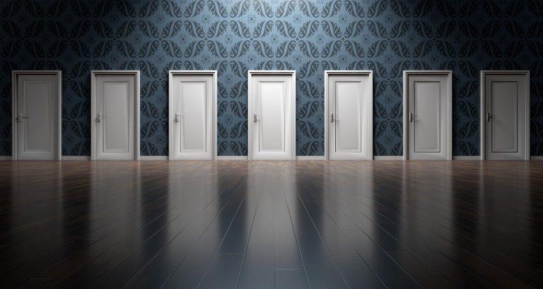 Notranja vrata in njihove posebnosti